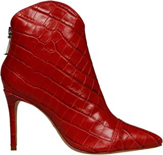 SCHUTZ Luxury Fashion Womens S0172304070004 Red Ankle Boots | Fall Winter 19