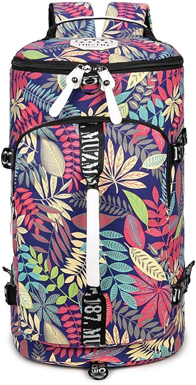 Xcstdjx Multifunktionale Große Reisetasche Männer Und Frauen Taschen Taschen Taschen Casual 2 Größe Männlich Weiblich Laptop Rucksack Schule Rucksack B07GT3G2JV  Gesunder Rhythmus ebd108