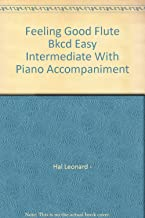 Feeling Good Flute Bkcd Easy Intermediate With Piano Accompaniment