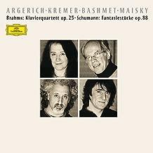 Brahms: Klavierquartett Op.25 – Schumann: Fantasiestücke Op.88