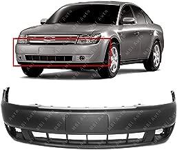 Auto Ventshade 20314 Carflector Dark Smoke Hood Shield for 2010-2018 Ford Taurus
