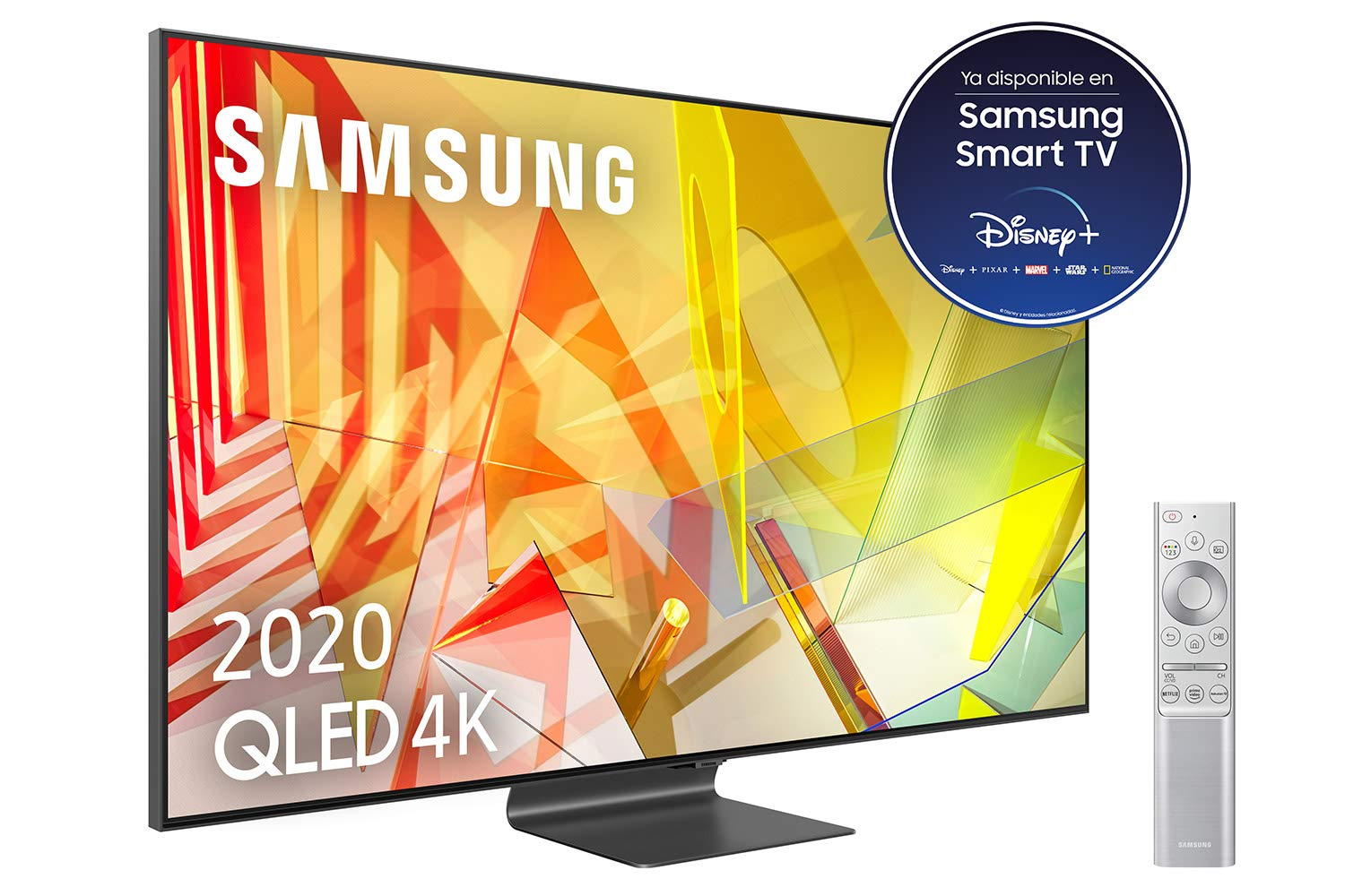 Samsung QLED 4K 2020 55Q95T - Smart TV de 55