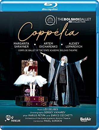 Copp,lia-The Bolshoi Ballet HD Collection