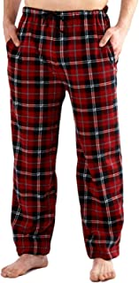 i-Smalls Mens Classic Checked and Space Polar Fleece Lounge Wear Pyjama Trouser Bottoms