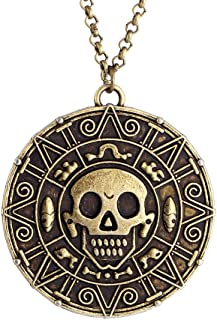 pirates of the caribbean necklace