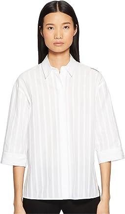 Nabidha Short Sleeve Stripe Top