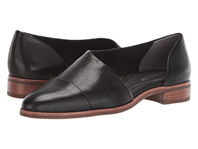 Aerosoles East Bound (Black Leather) Women