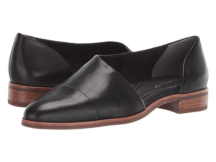 Aerosoles  East Bound (Black Leather) Womens Shoes