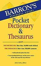 Pocket Dictionary & Thesaurus