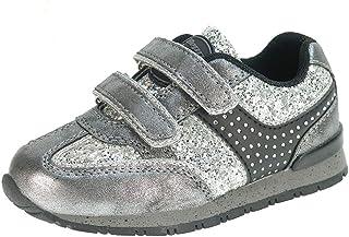 Beppi Zapatos, Zapatillas Unisex niños, Plateado, 25 EU