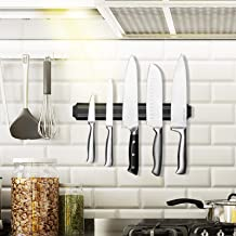 Magnetic Knife Holder,Multifunctional Wall-Mounted Knife Rack Storage Display Rack,Kitchen Kitchen Knife Tool Magnetic Sto...