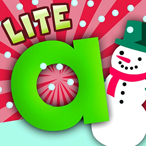 abc WOW Christmas! LITE - FREE Holidays Alphabet Flash Cards & Letters Song - Interactive Xmas ABCs for Holiday Learning