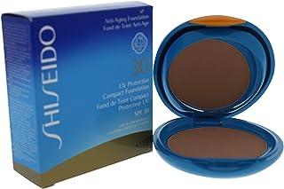 Shiseido UV Protective Compact Foundation SPF 30 for Women, #SP40 Medium Ochre, 12g