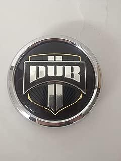 DUB Baller Wheel Rim Center Cap pop in O Ring Part Number 1003-07 and 1003-07-04