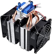 Electronic Module 12V Thermoelectric Cooler Semiconductor Refrigeration Water Chiller Cooling System Device 120W Fish Tank...