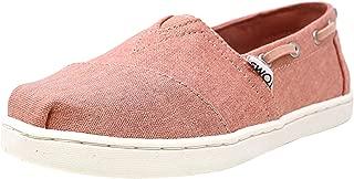 toms girls slip on shoes