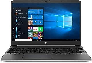 "HP 15.6"" HD (1366 x 768) Flagship Touch Screen Laptop, Intel Core i3-1005G1 Processor, 8GB DDR4 RAM, 128GB SSD, 802.11ac, Bluetooth 4.2, HDMI, USB 3.1, Windows 10 – Natural Silver"