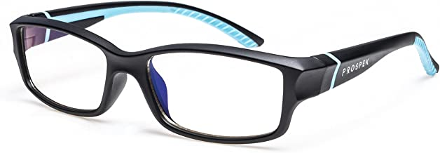 PROSPEK Blue Light Blocking Glasses - Computer Glasses - Peak. Anti Glare, Anti Reflective