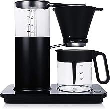 Wilfa CLASSIC PLUS Kaffebryggare - kaffemaskin i stål, med 1 liters kapacitet och manuell droppstoppfunktion, svart