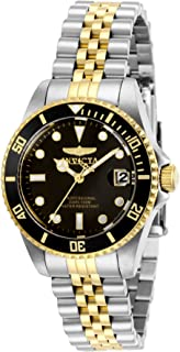 Women's Pro Diver Quartz Watch with Stainless Steel Strap, Two Tone, 16 (Model: 29189)