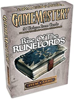 Pathfinder Chronicles Item Cards: Rise of the Runelords Deck