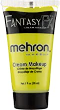 Mehron Makeup Fantasy F/X Water Based Face & Body Paint (1 Fl Oz) (Ogre Green)