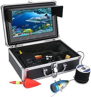GRXXX Finder de Peces bajo el Agua Cámara bajo el Agua de 9 Pulgadas Monitor LCD de 9 Pulgadas IP68 Impermeable 20/30 / 50...