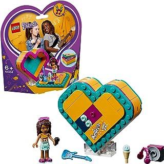 LEGO Friends - Caja Corazón de Andrea, divertido