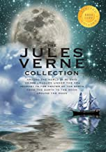 The Jules Verne Collection (5 Books in 1) Around the World in 80 Days, 20,000 Leagues Under the Sea, Journey to the Center...