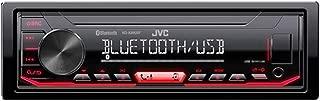 JVC KD-X260BT Digital Media Receiver Featuring Bluetooth/USB/Pandora/iHeartRadio/Spotify / 13-Band EQ