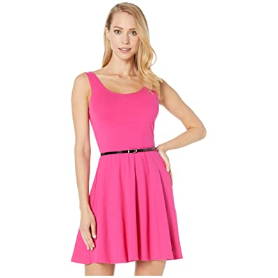 U.S. POLO ASSN. Belted Dress (Pink Kite) Women