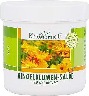 Kräuterhof Ringelblumen-Salbe mit Vaseline 250ml