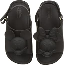 Mini Melissa Mini Beach Slide Sandal + Disney (Toddler/Little Kid)