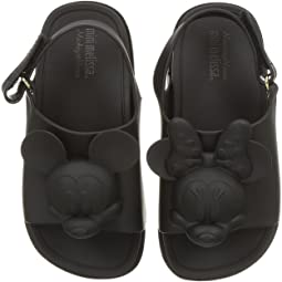 Mini Melissa - Mini Beach Slide Sandal + Disney (Toddler/Little Kid)