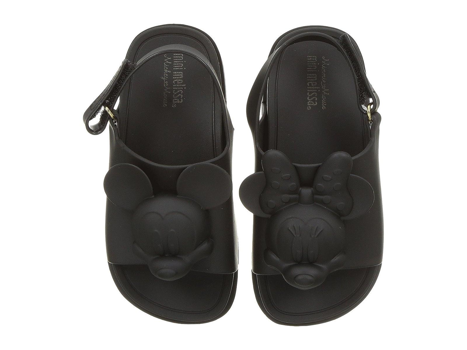 Mini Melissa Mini Beach Slide Sandal + Disney (Toddler/Little Kid)Atmospheric grades have affordable shoes