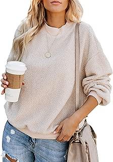 Best women's embroidered fleece sweatshirts Reviews