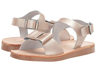 Freshly Picked Bayview Sandal (Infant/Toddler/Little Kid) (Platinum) Kid