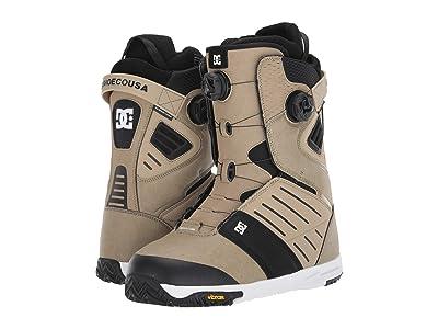 DC Judge Dual BOA(r) Snowboard Boots (Kelp) Men