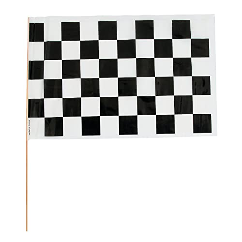 Purple /& Yellow Checkered Flag Checkered Football Sports Race Large 5 x 3 FT