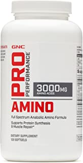 GNC Pro Performance Amino 120 softgels