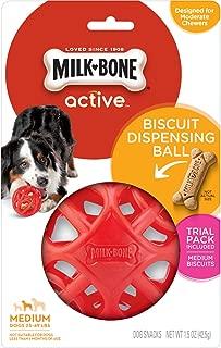Milk-Bone Active, Interactive Dog Treat Dispenser Dog Toy