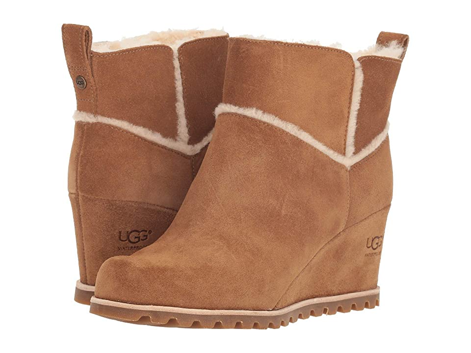 UGG Marte Boot (Chestnut) Women