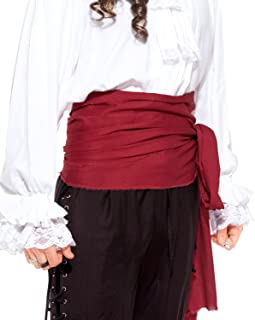 Best pirate waist sash Reviews