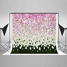 Kate 7x5ft Flower Bridal Backdrop Floral Photo Backdrops Wedding Photography Background