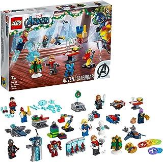 【2021年版】レゴ(LEGO) スーパー・ヒーローズ レゴ アベンジャーズ アドベント・カレンダー 76196