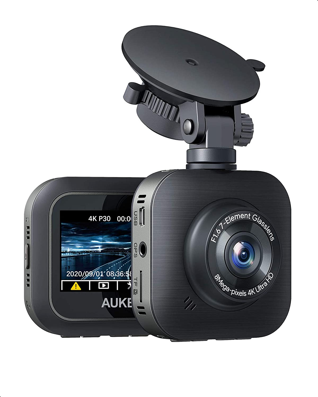 Darshan FTI 4K Dash Camera Recorder  $63.99 Coupon