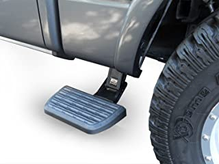 AMP Research 75411-01A BedStep2 Retractable Truck Bed Side Step for 2014-2018 Ram 2500/3500 (Excludes Dually)