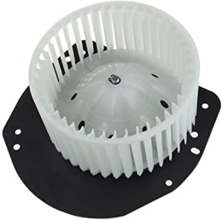 HVAC plastic Heater Blower Motor w/Fan Cage ECCPP fit for 1979-1982 Ford LTD /1980-1983 Ford F-100/1980-1983 Lincoln Mark VI /1980-1986 Ford Bronco /1980-1985 Ford F-150