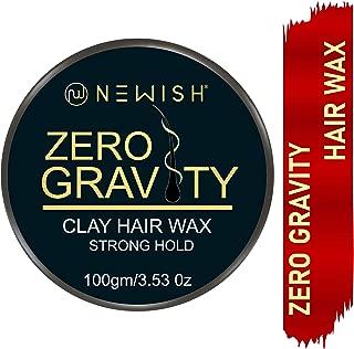 Newish Hair Wax Men Strong Hold 100gm