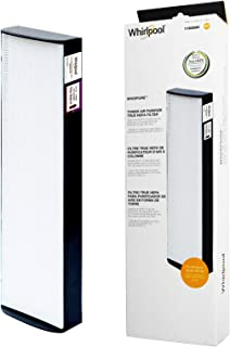 Whirlpool 1183800 - Genuine True HEPA Filter Replacement - Fit Air Purifier Portable Tower WPT80 - Large